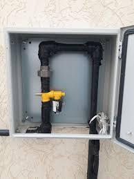 اصلاح خطوط الغاز (1)