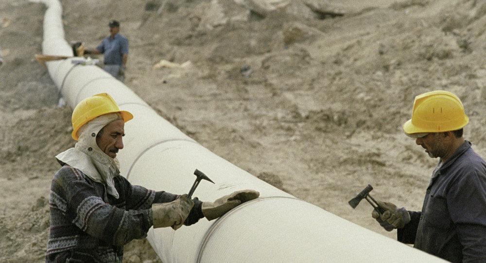 اصلاح خطوط الغاز (2)