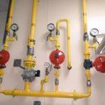 تمديد خطوط الغاز المركزى مع المركز المتقدم 0507007581