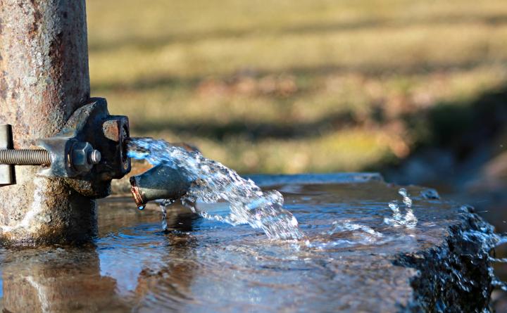 تسربات المياه بالرياض